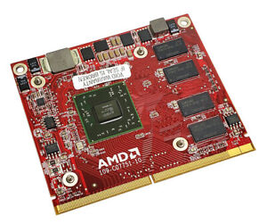 AMD-RADEON-HD6450-EXIGE-3-1GB-GDDR3-MXM-LAPTOP-GRAPHICS-VIDEO-CARD-671869-001