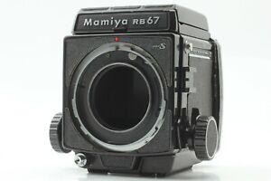 Eccellente-Mamiya-RB67-PRO-S-corpo-medio-formato-Film-Camera-DAL-GIAPPONE-523
