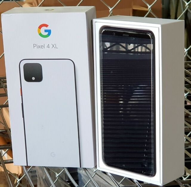 GOOGLE PIXEL 4 XL 128GB  UNLOCKED4G NOT COMPATIBLE WITH VERIZON OR SPRINT