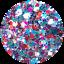 thumbnail 119 - Hemway Glitter Epoxy Resin Crystal Kitchen Worktop Counter Table Top Pigment
