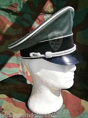 Feldmutze M41 tropicale da ufficiale cappello tedesco DAK German tropical cap
