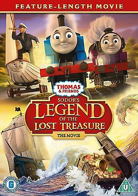 Thomas The Tank Engine & Friends  Sodor's Legend Of The Lost Treasure