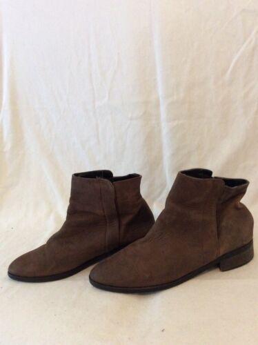 Taglia pelle Stivali Successivo marrone in 6 caviglia dzfzXxEqw