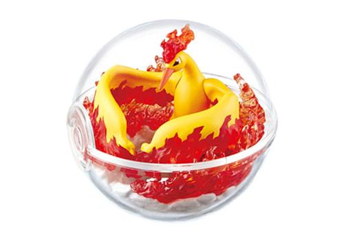 x1 RANDOM Official Mini Figure REMENT Re-Ment Pokemon Terrarium Collection 4