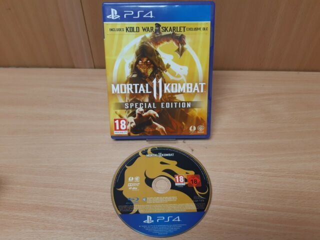 Mortal Kombat 11-Special Edition (Sony PlayStation 4) HY 96729