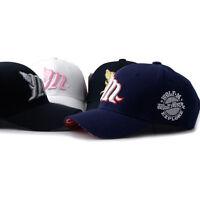 Vogue Unisex Outdoor Snapback Baseball Caps Hip-Hop Flat Peak Hat Sun Visor Hats