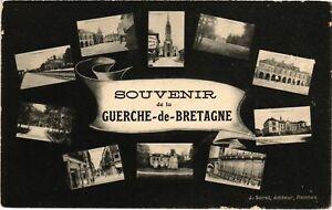 CPA Souvenir de la GUERCHE-de-BRETAGNE (112182)