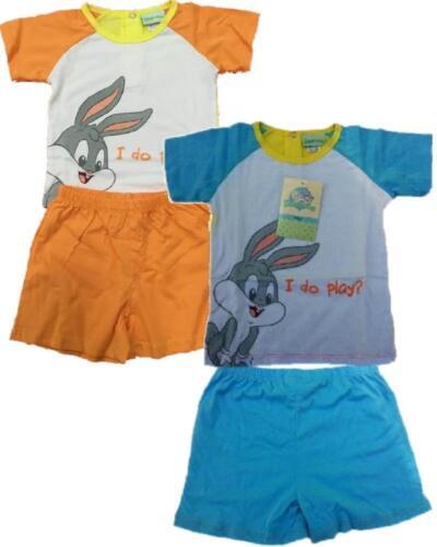 Pigiama bimbo prima infanzia Bunny Looney Tunes PS 13569