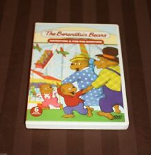 Berenstain Bears - Adventure and Fun For Everyone (DVD, 2003)