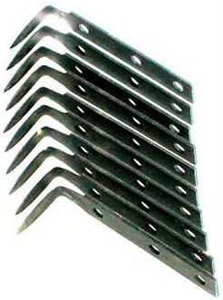5 x REPLACEMENT BLADES FOR WINDSCREEN REMOVAL TOOL.