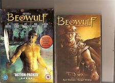 BEOWULF DVD 2 DISC DIRECTORS CUT INCLUDES MINI COMIC AND SLIPCASE