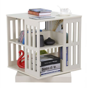 Superieur Image Is Loading Rotating Bookshelf Revolving Bookcase  Swivel Book Display Case