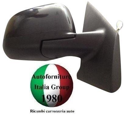SPECCHIO SPECCHIETTO RETROVISORE DX EL TERM C//SO 7PIN VERN DACIA LODGY 12/> 2012/>