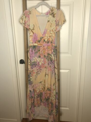 Spell and the Gypsy Lily Maxi Dress S