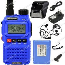 BAOFENG UV-3R Plus UV-3R+ VHF/UHF Dual Band 136-174/400-470 Two Way Radio B0545