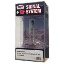 Atlas # 70000096 Double-Head Modern Hooded Signal   HO MIB