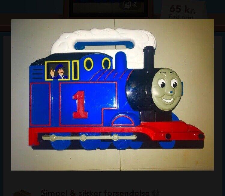 Tog, Thomas tog opbevaring holder