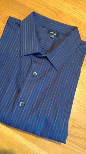 Mens 100/% Cotton 9 Casual // Dress Shirt MSRP Apt $56 NWT