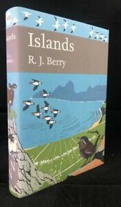 2009-NEW-NATURALIST-LIBRARY-ISLANDS-No-109-DUST-WRAPPER-1ST-EDITION