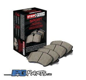 Frs Brake Pads >> Details About Stoptech Performance Rear Brake Pads Fits Scion Frs Subaru Brz Toyota 86