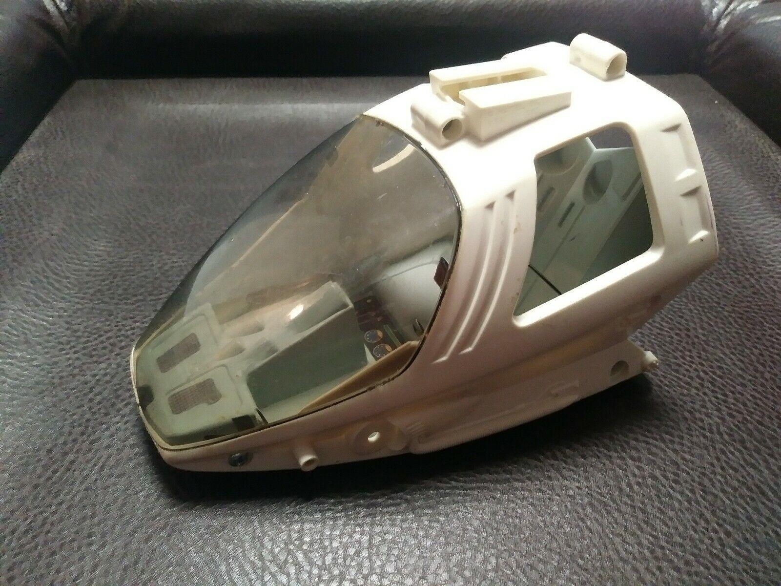 宇宙のビンテージマスターズ永遠のバトルトラム。フロントガラスで使用されるmotu。