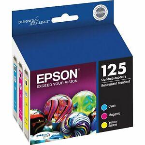 Epson-125-Multi-Pack-Standard-Capacity-Cyan-Magenta-Yellow-Ink-Cartridge-T1