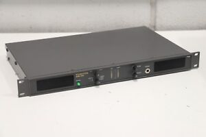 Videotek Apm-200 Rack Mount Stereo Audio Program Monitor Amplifier U-2 Cameras & Photo Video Production & Editing