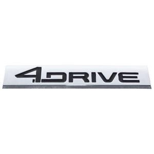 Schriftzug-Logo-4DRIVE-Chrom-Seat-Leon-Ateca-4-Drive-Emblem-Zeichen-badge