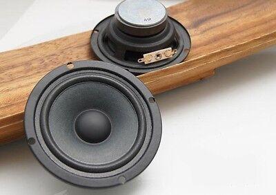 """2pcs 3"""" inch 4Ohm 4Ω 10W Full-range Audio Speaker Loudspeaker"""