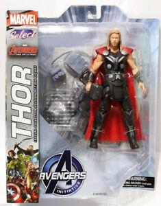 Diamond Select Toys Marvel: Les Vengeurs Age Of Ultron Film: Figurine Thor 699788180914