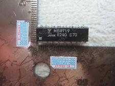 1 Piece FUJISTU M88719 MBB719 MB87I9 M8B719 M887I9 MBB7I9 MB8719 DIP18 IC Chip