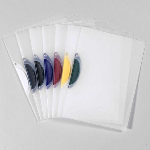Cliphefter 10 Swinghefter DIN A4 Bewerbungsmappe bourdeaux Farbe