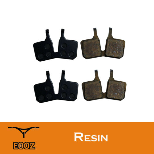 Metallic For Magura MT5 and MT7 4-Piston 2 Pairs Bicycle Disc Brake Pads Semi