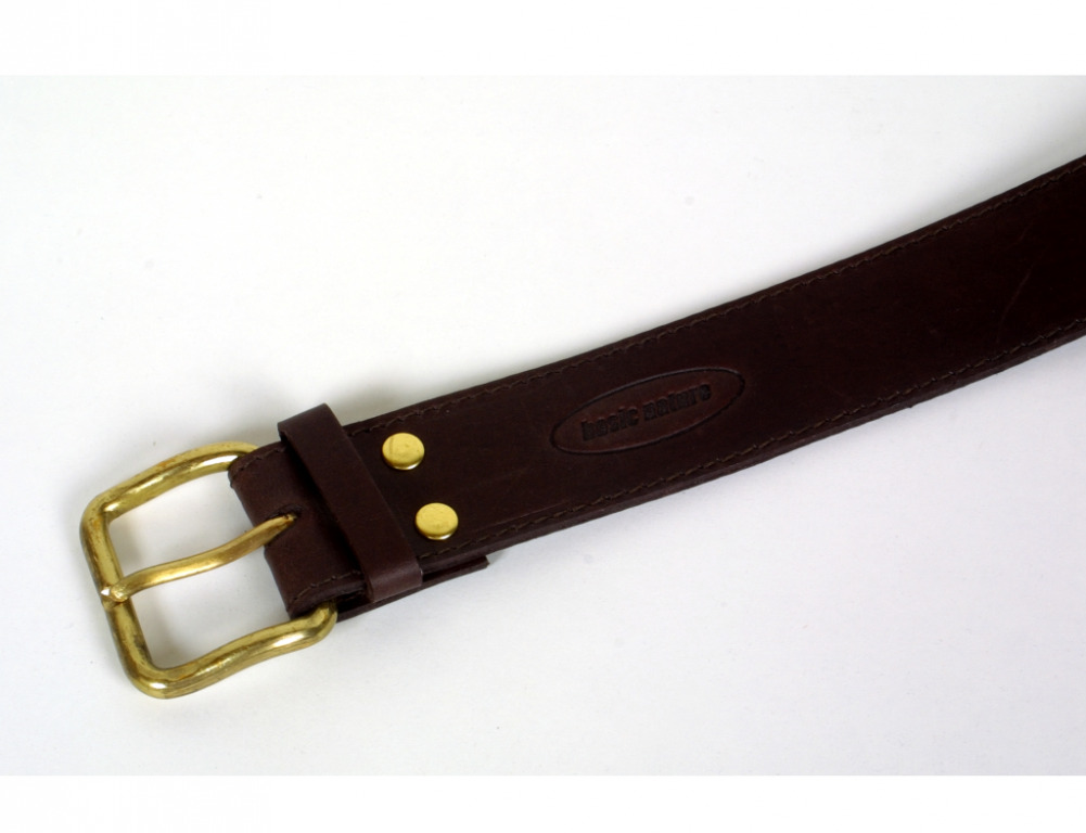 Money Belt Classic Mocha  41 5 16in Leather Secure Container Secret Compartment  very popular