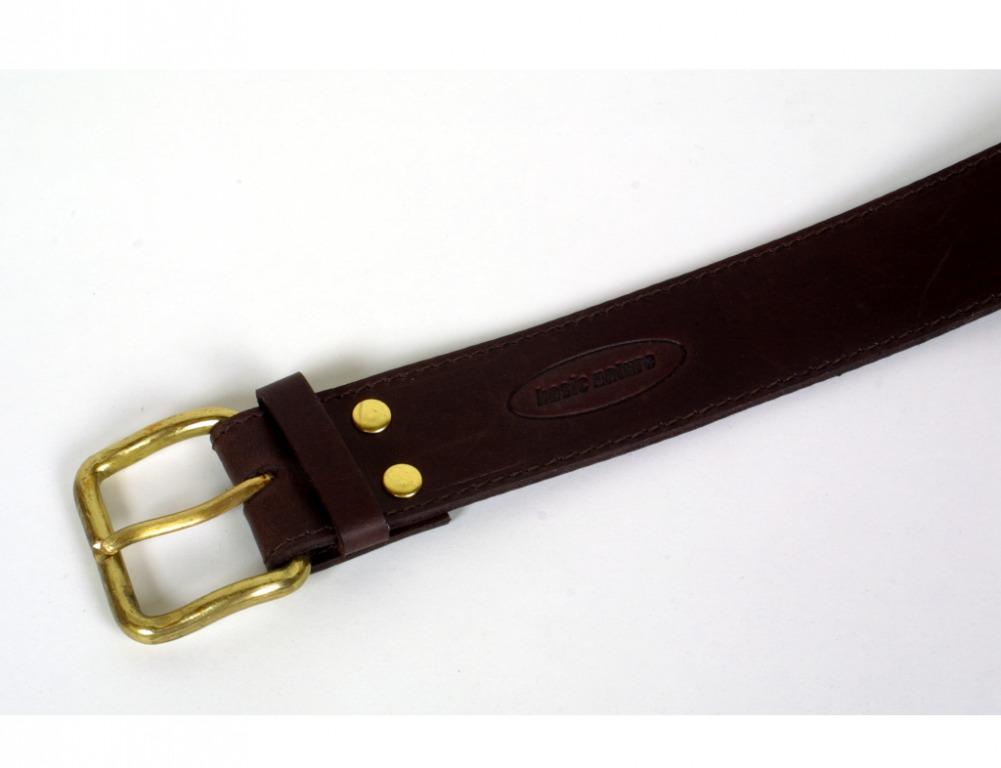 ceinture argent classique Moka 105 105 105 cm Oh Ceinture en cuir trésor secrète 140ae0