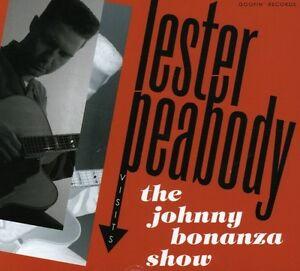 Lester-Peabody-Visits-The-Johnny-Bonanza-Show-Lester-Peabody-2008-CD-NEU