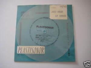 """7"""" Flexi/PLASTISONOR/JAZZ POUR L/MIC 41/42/MEGARAR"""