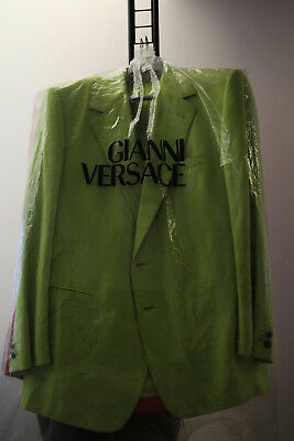 Acquista A Buon Mercato Versace Uomo Vintage Jacket! New!