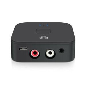 1X-ReCepteur-NFC-Bluetooth-5-0-3-5Mm-AUX-RCA-Jack-Hifi-Adaptateur-Audio-San-M4S2