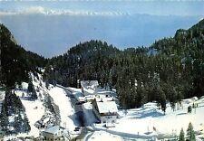 BR23072 Le Col de la Faucille dans le fond chaine du Mont Blanc france