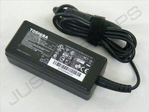 Originale Toshiba 19V 1.58A 30W Adattatore AC Alimentazione PSU PA3743U-1ACA