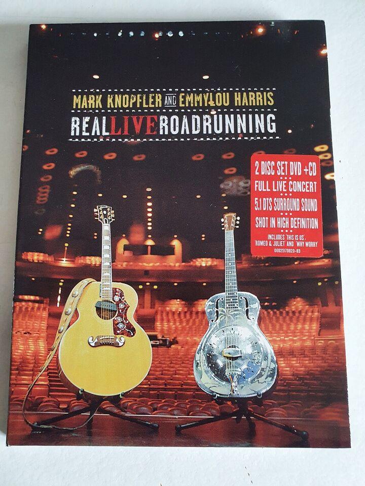 Mark Knopfler & Emmylou Harris, DVD, andet