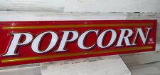 Cretors Popcorn Machine Sign 345 X 75