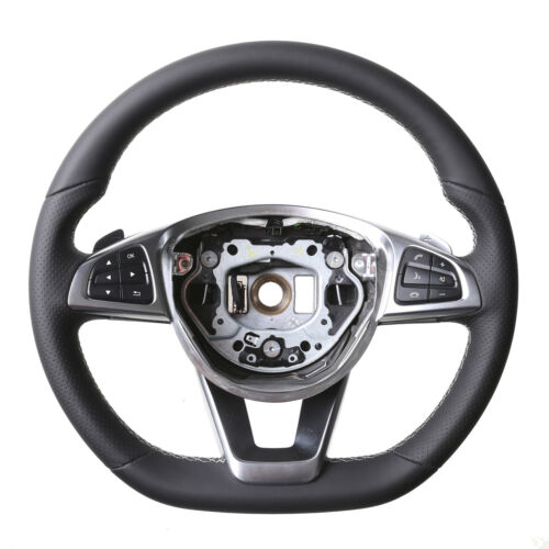 Volant Mercedes w205 AMG w176 r172 SLK SLC NEUF réfèrent pouce obligations 6658