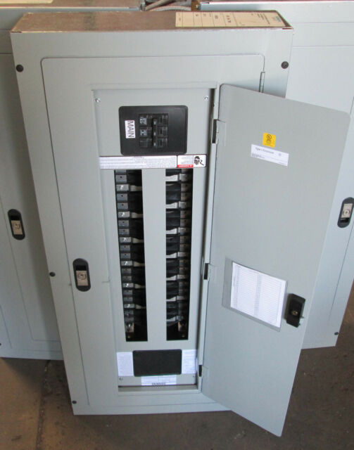 Buy X Siemens 100 Amp Main Breaker Panel 42 Circuits 208y Wiring Diagram