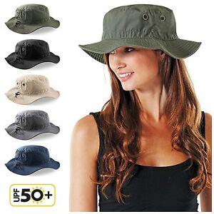 Cargo Bucket Sun Hat Sailing Fishing Brim Cap Protection Safari ... ef10287e04f
