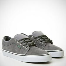 VANS Chukka Low Hiker Grey/Mint Skate Shoes Men's 6.5 Women's 8