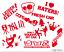 11-Aufkleber-im-Set-I-Love-Blitzer-Krone-Sticker-Autoaufkleber-Tuningfreunde Indexbild 7