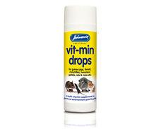 Johnsons Veterinary Hamster & Gerbil Vit-Min Drops