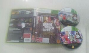 Grand Theft Auto GTA IV & Episodes From Liberty City Complete Edition Xbox 360